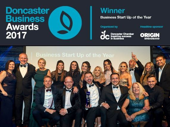 Doncaster Business Awards Winners 2017